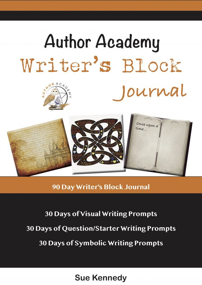 AA Writer's Block Journal