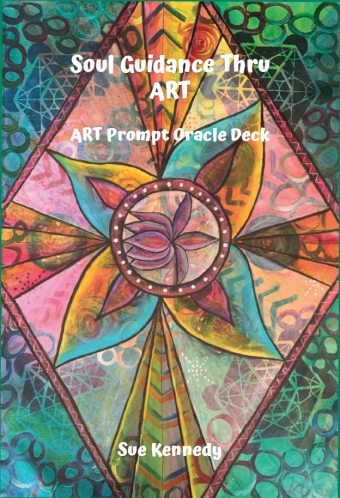 ART Prompt Oracle Deck