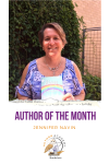 Author of the month - Jennifer Navin